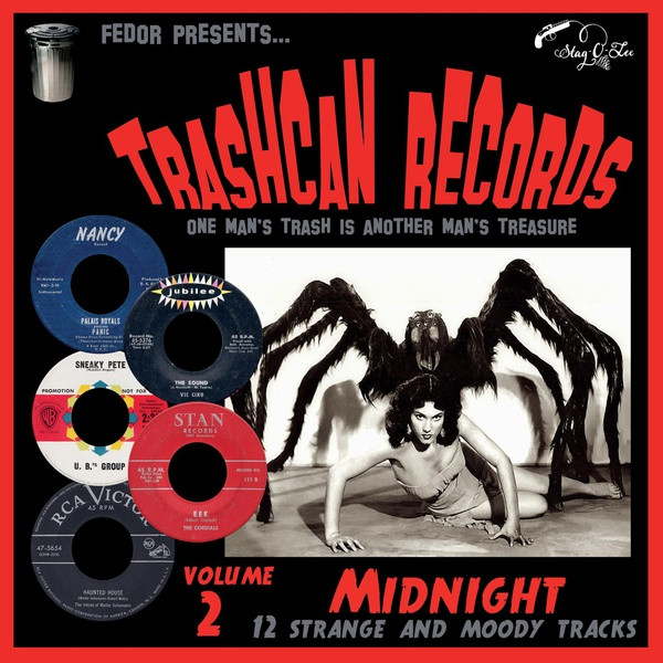 V/A: Trashcan Records, Volume 2: Midnight 10""