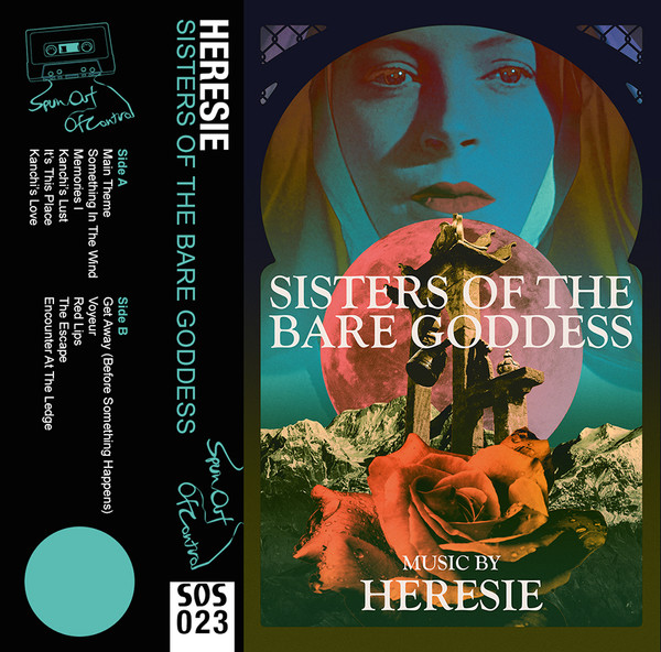 HERESIE: Sisters Of The Bare Goddess (Translucent Red) Cassette