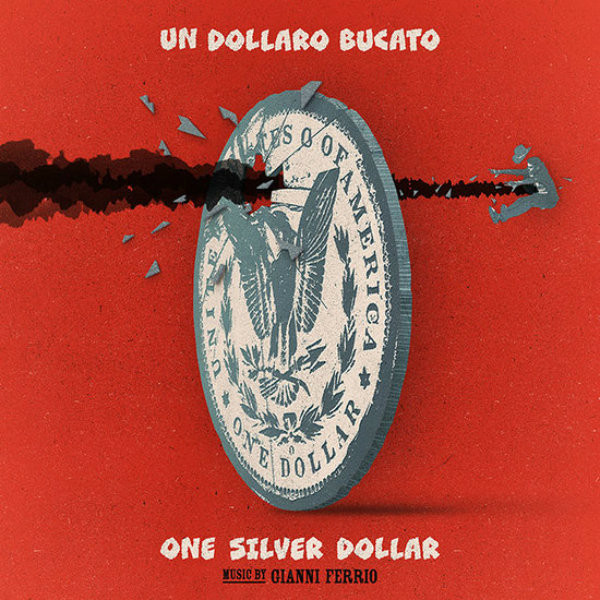 GIANNA FERRIO: Un Dollaro Bucato OST LP