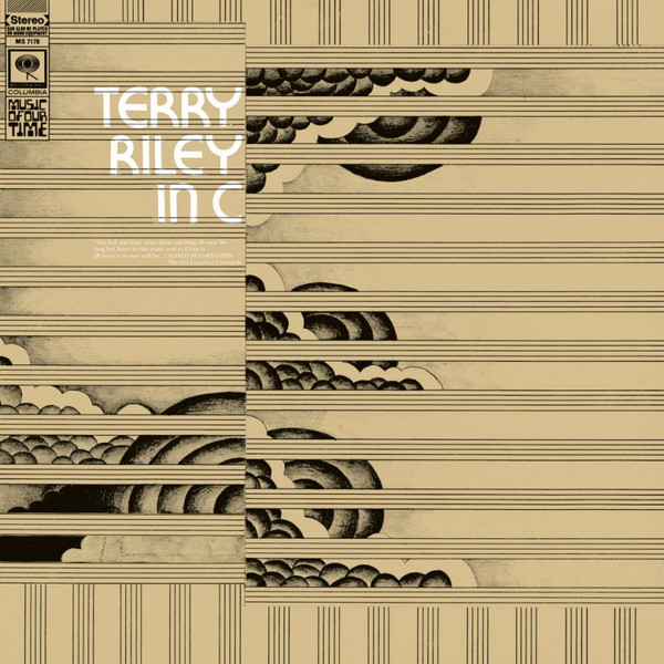 TERRY RILEY & MEMBERS OF THE CREATIVE & PERFORMING ARTS (SUNY-BUFFALO) In C LP