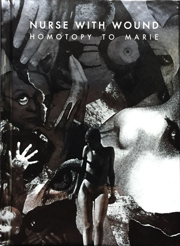 NURSE WITH WOUND: Homotopy To Marie 2CD/BOOK