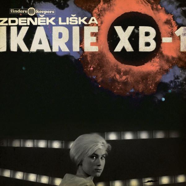 ZDENEK LISKA: Ikarie XB-1 LP