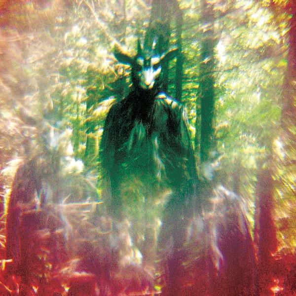 BLACK MOUNTAIN TRANSMITTER: Black Goat Of The Woods LP