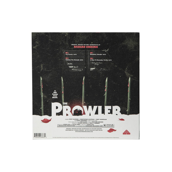 Richard Einhorn: The Prowler (Original Soundtrack) 2LP
