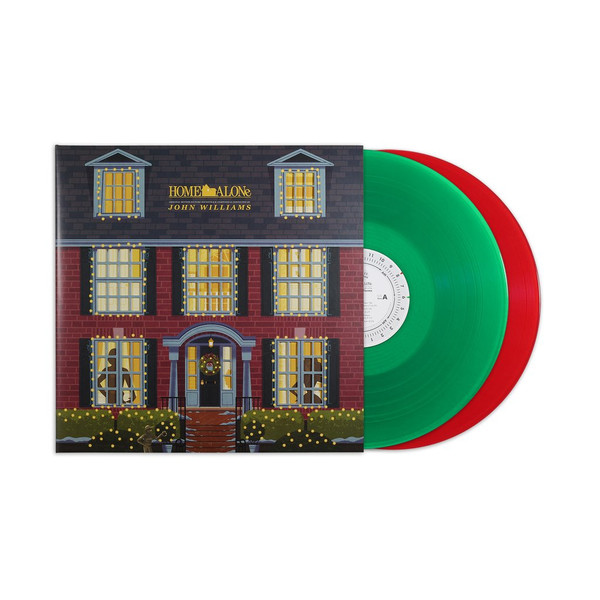JOHN WILLIAMS: Home Alone (Original Motion Picture Soundtrack) 2LP