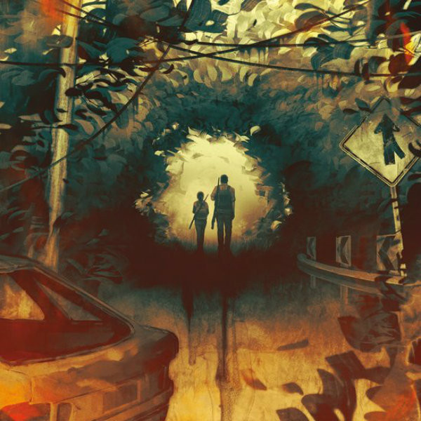 GUSTAVO SANTAOLALLA: The Last Of Us (Original Video Game Score) Vol. 1 2LP