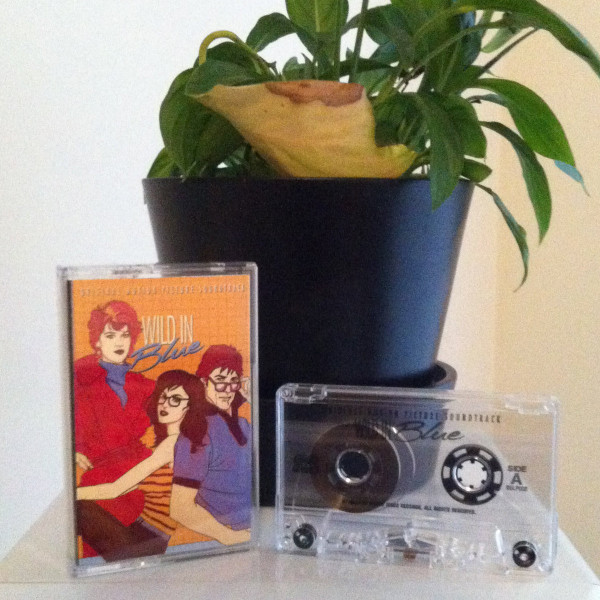 V/A: Wild In Blue Cassette