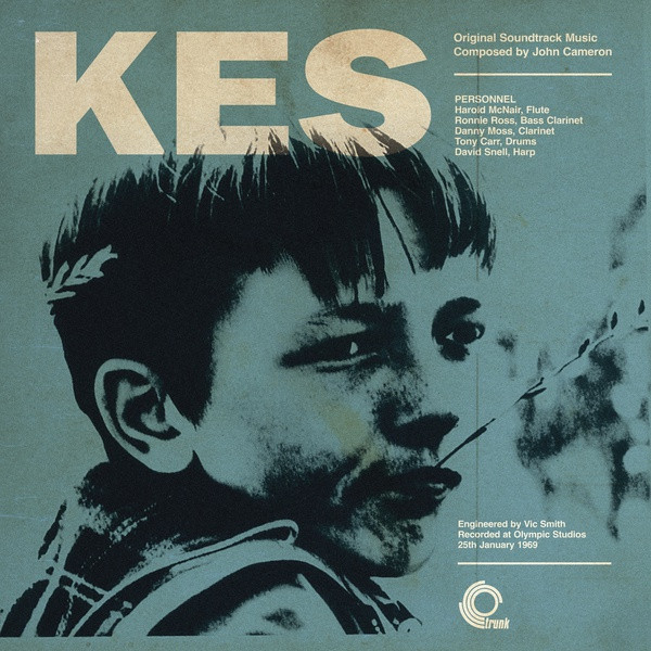 JOHN CAMERON: Kes: Original Soundtrack Music LP