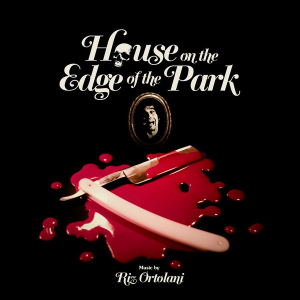 RIZ ORTOLANI: House On The Edge Of The Park LP