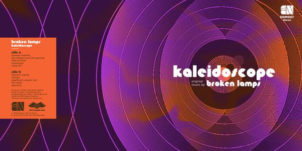BROKEN LAMPS: Kaleidoscope (Variant Cover) LP
