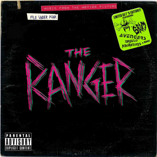 V/A: The Ranger OST LP