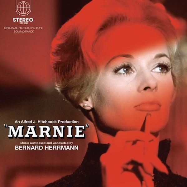 "BERNARD HERRMANN: Marnie: Super Deluxe Edition 2LP+CD+7"""