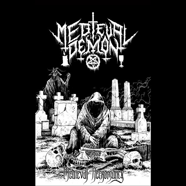 MEDIEVAL DEMON: Medieval Necromancy Cassette