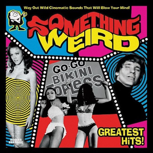 V/A: Something Weird - Greatest Hits 2LP