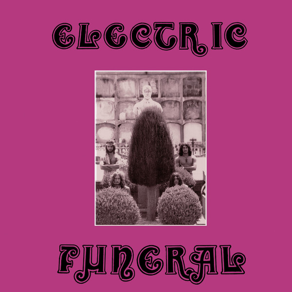 ELECTRIC FUNERAL: The Wild Performance 2LP