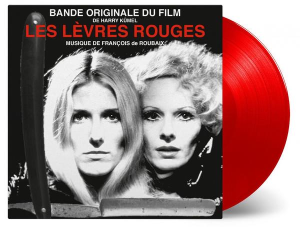 """FRANÇOIS DE ROUBAIX LES Lèvres Rouges 7"""""""
