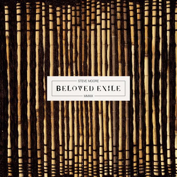 STEVE MOORE Beloved Exile (Clear w/ Pink) LP