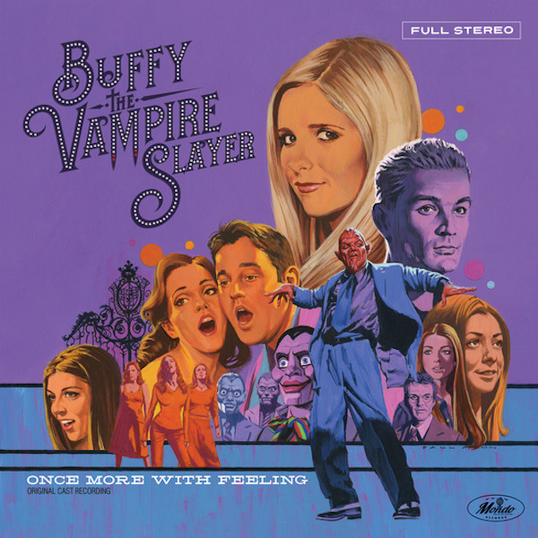 V/A: Buffy The Vampire Slayer: Once More With Feeling LP