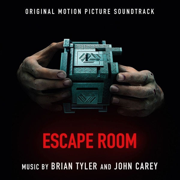 BRIAN & JOHN CAREY: Escape Room (Soundtrack) 2LP