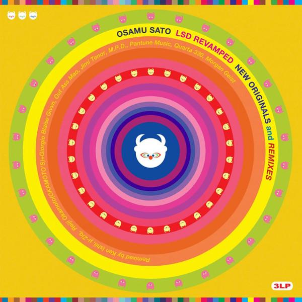 OSAMU SATO: LSD Revamped 3LP
