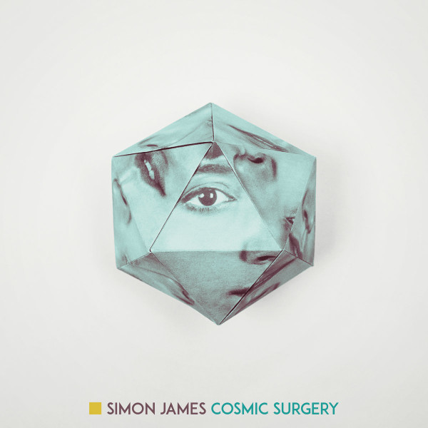 SIMON JAMES: Cosmic Surgery (Scrubs Green) Cassette