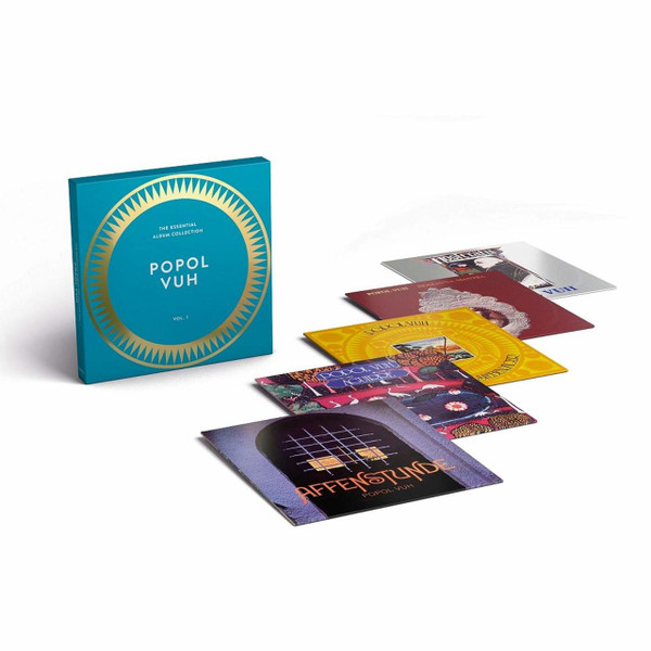 POPOL VUH: Essential Collection Vol. 1 6LP Box