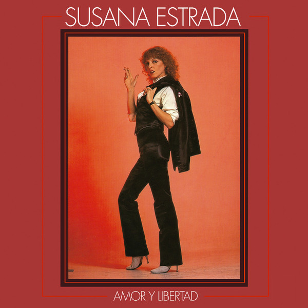 SUSANA ESTRADA: Amor Y Libertad LP
