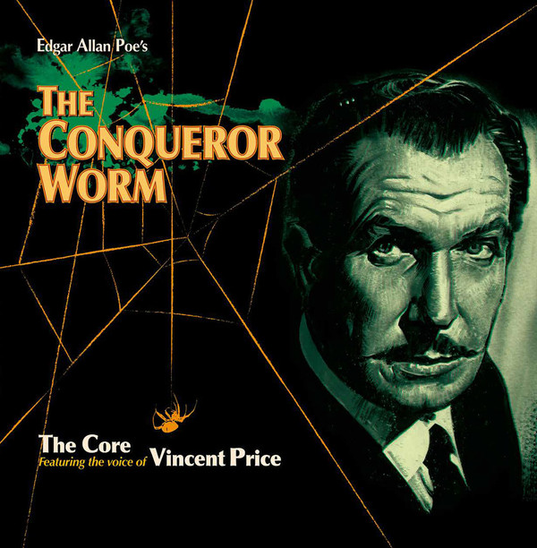 THE CORE W/ VINCENT PRICE: The Conqueror Worm (Limited Edition) 12""
