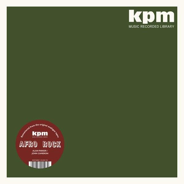 ALAN PARKER / JOHN CAMERON: Afro Rock LP