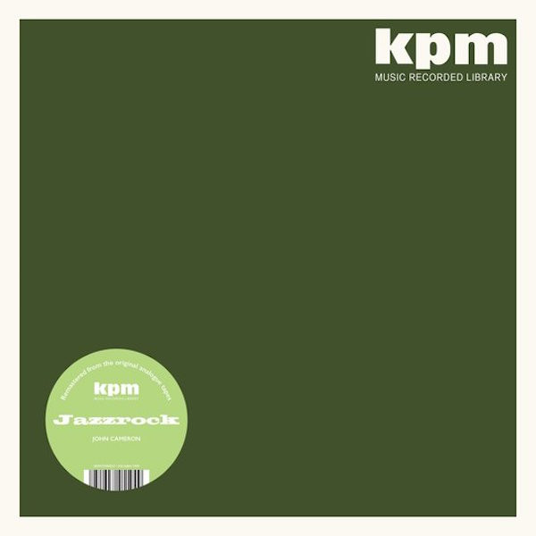 JOHN CAMERON: Jazzrock LP