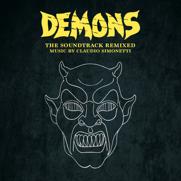 CLAUDIO SIMONETTI: Demons (The Soundtrack Remixed) LP