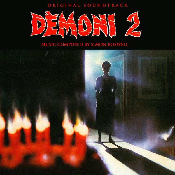 SIMON BOSWELL: Demons 2 (Original Soundtrack) LP