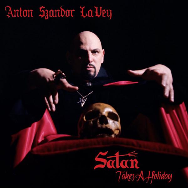 ANTON LAVEY: Satan Takes A Holiday LP