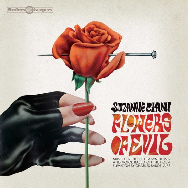 SUZANNE CIANI: Flowers Of Evil LP