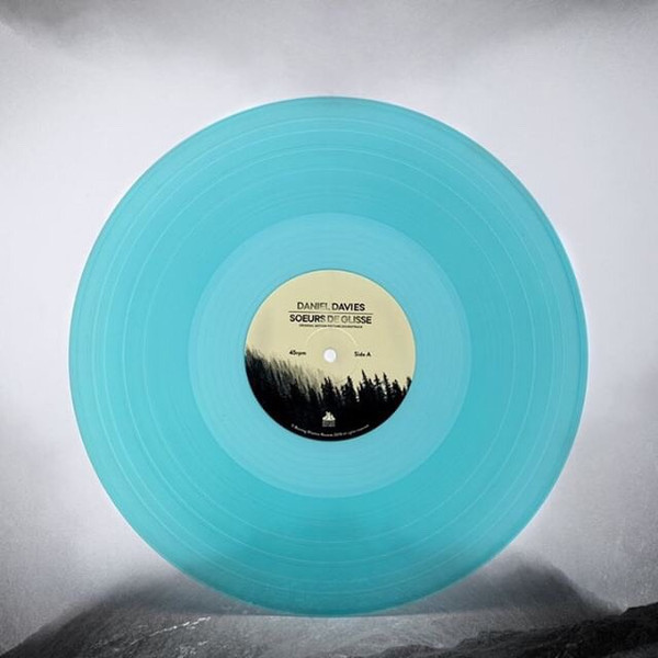 DANIEL DAVIES: Soeurs De Glisse (Original motion picture soundtrack) (Mountain Blue) LP