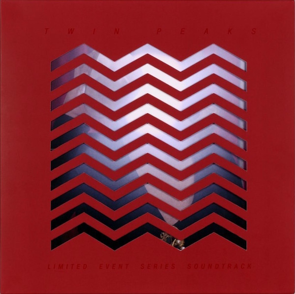 Angelo Badalamenti Twin Peaks: Limited Event Series Soundtrack 2LP