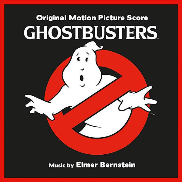 ELMER BERNSTEIN: Ghostbusters (Original Motion Picture Score) 2LP