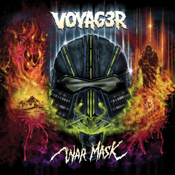 VOYAG3R: War Mask (Red Shell) Cassette