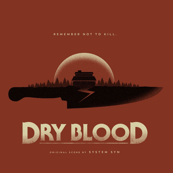 SYSTEM SYN: Dry Blood (Original Motion Picture Soundtrack) LP