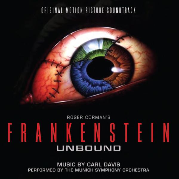 CARL DAVIS: Frankenstein Unbound: Original Motion Picture Soundtrack CD