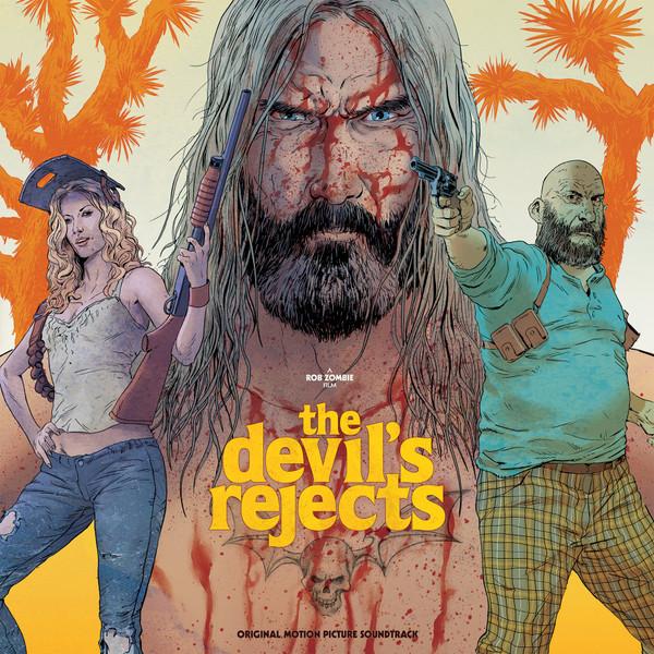 V/A: THE DEVIL'S REJECTS (Original Motion Picture Soundtrack) 2LP