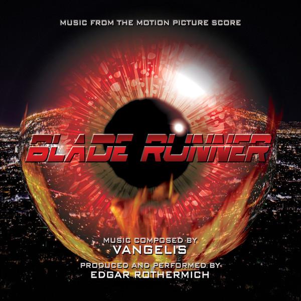 EDGAR ROTHERMICH: Blade Runner 2LP