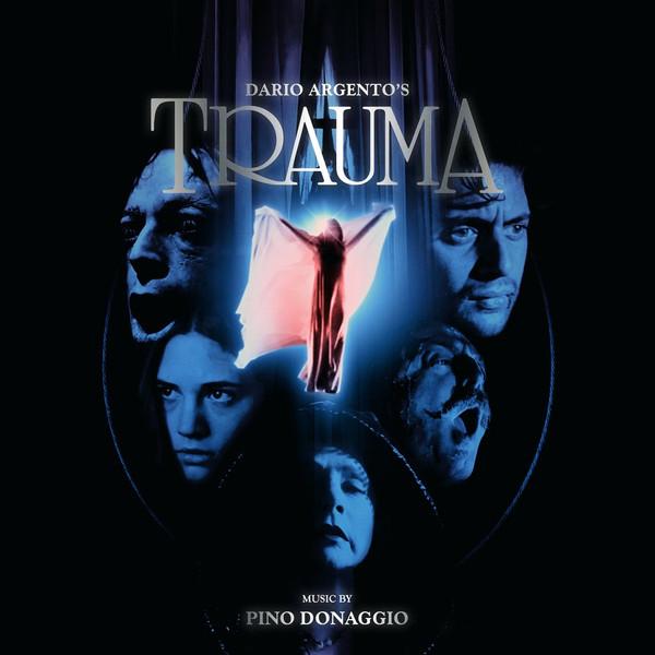 PINO DONAGGIO: Trauma (Original Motion Picture Soundtrack) 2LP
