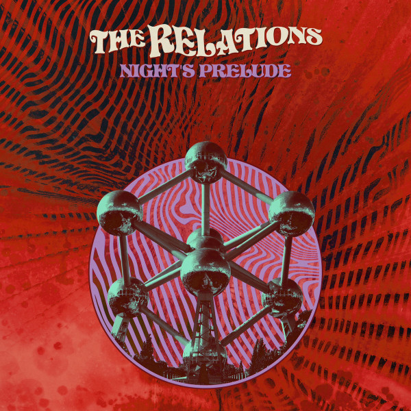 THE RELATIONS: Night's Prelude (Atomium Silver) Cassette