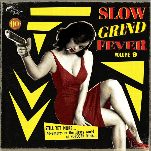 V/A: Slow Grind Fever Volume 9 LP