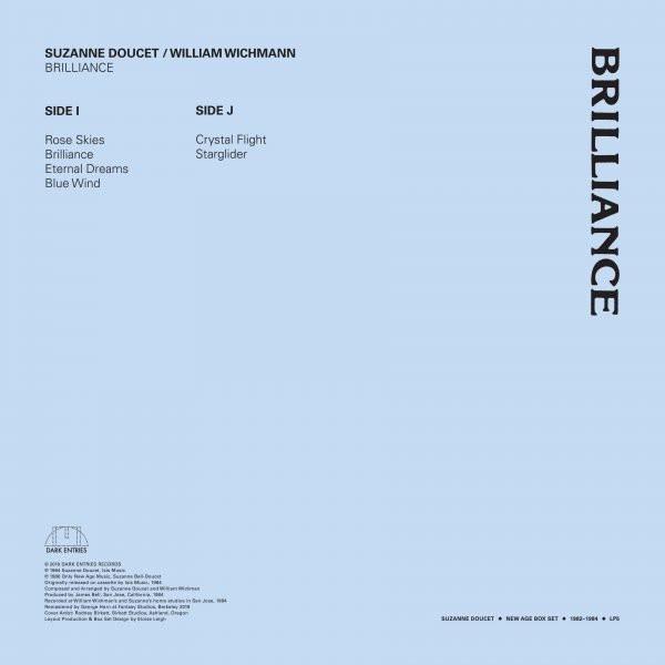 SUZANNE DOUCET & WILLIAM WICHMANN: Brilliance LP