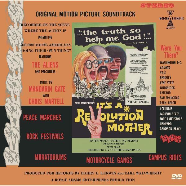 V/A: It's A Revolution Mother (Original Motion Picture Soundtrack) LP
