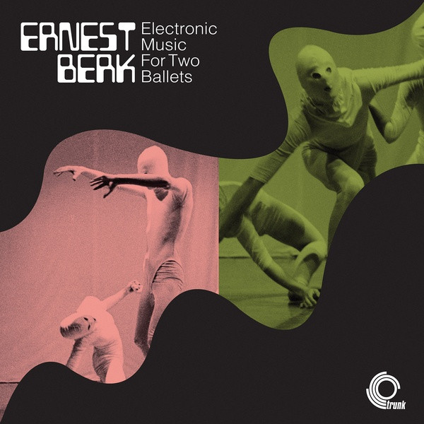 ERNEST BERK: Electronic Music For Two Ballets LP
