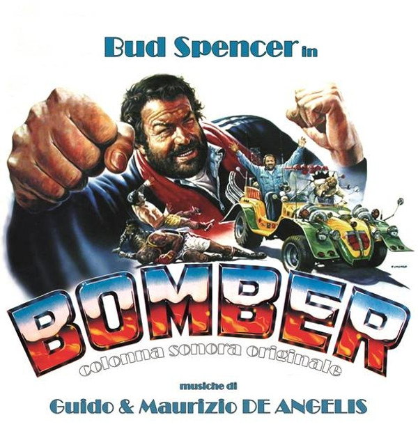 GUIDO & MAURIZIO DE ANGELIS: Bomber LP