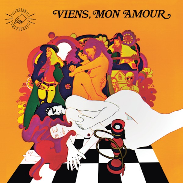 PAUL BAILLARGEON AND DEAN MORGAN: Viens, Mon Amour LP